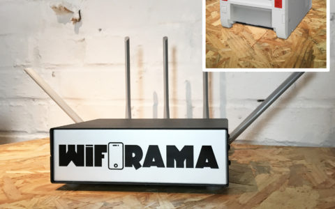 WIFORAMA + IMPRIMANTE