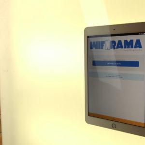 PhotoBooth iPad pur WIFORAMA