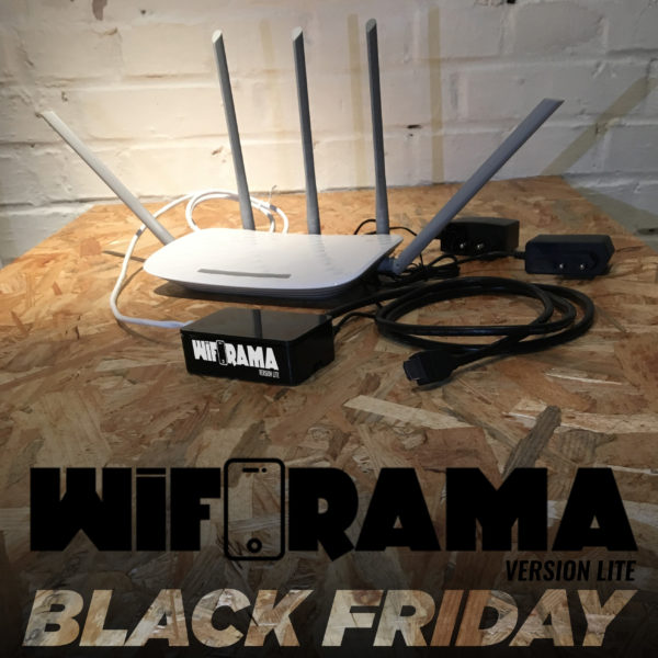 Offre black friday wiforama